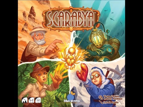 Bower's Game Corner: Scarabya Review