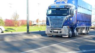 preview picture of video 'Gore Truck Show 2014'
