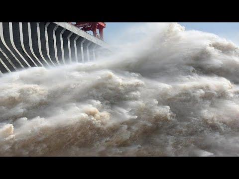 Λάος: Φονική κατάρρευση υδροηλεκτρικού φράγματος