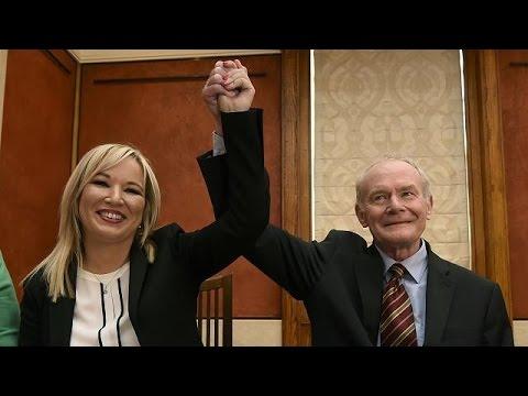 Β. Ιρλανδία: Αλλαγή στην ηγεσία του Σιν Φέιν ενόψει εκλογών