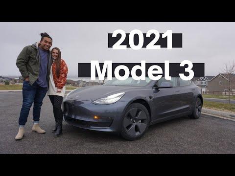 2021 Tesla Model 3 Delivered Early!