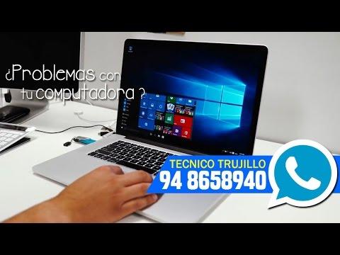 Servicio tecnico de computadoras & laptops en Trujillo DOMICILIO