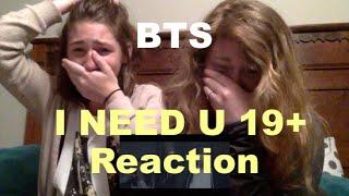 """BTS """"I NEED U ORIGINAL VER."""" MV Reaction"""