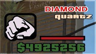 Diamond RP Quartz ПОДАРИЛИ 3.000.000$, ТАЩУ В КАЗИНО #15