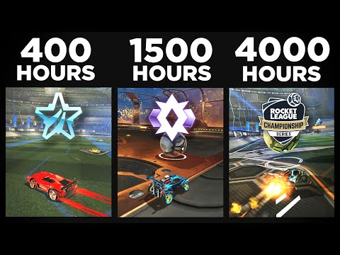 3 Levels of Rocket League