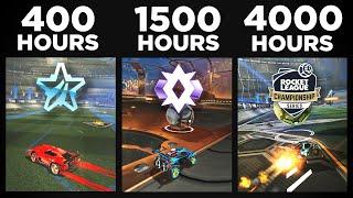 3 Levels of Rocket League