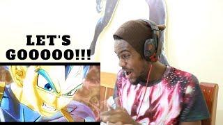 Dragon Ball XENOVERSE 2 - Ultra Pack 1 Launch Trailer REACTION VIDEO!!!