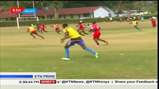 Kakamega high school's Green Commandos eyes a successful season as it gears up for a start in NSL