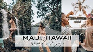 MAUI, HAWAII Travel Guide    Travel Vlog