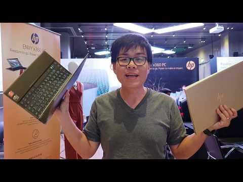 Preview ของโคตรดีย์ - HP Envy x360 บางเบา พับจอได้ มีปากกา หรูหรา และ Envy 13 ราคา 29,990 บาท