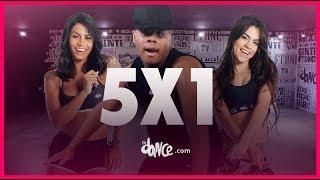 5x1   MC Livinho   FitDance TV (Coreografia) Dance Video