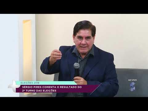 Sérgio Pires comenta o resultado das eleições em Rondônia - Gente de Opinião