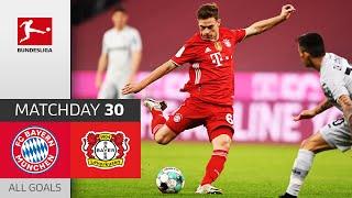 Bayern 2-0 Leverkusen Pekan 30