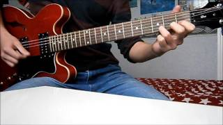Billy Talent- Perfect World- Guitar Cover