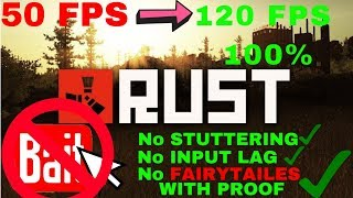 Rust Running At Low Fps