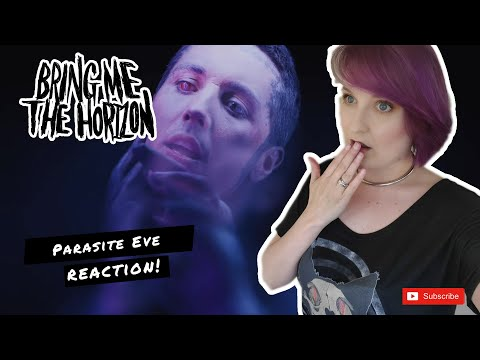 BRING ME THE HORIZON - Parasite Eve (Official Video) | REACTION