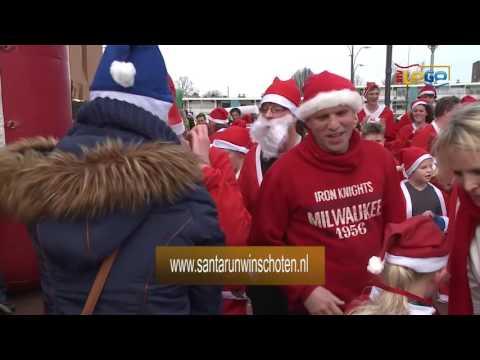 SantaRun 2016 - RTV GO! Omroep Gemeente Oldambt