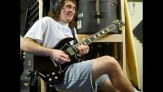 AC/DC - Up To My Neck In You - Lead Guitar Cover