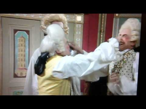 Black Adder – Sense and Senility – The Prince's Speech