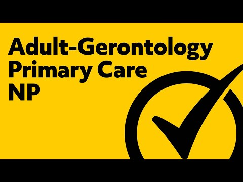 Adult-Gerontology Primary Care Nurse Practitioner Exam - YouTube