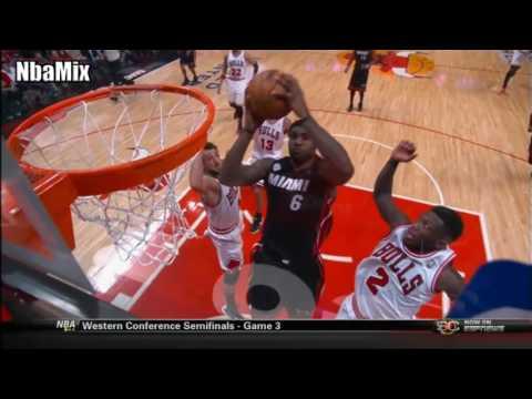 Los Mejores Tapones De La NBA