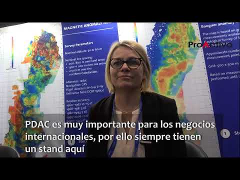 "PDAC 2019: Entrevista a Christina Keighren de ""The Swedish Trade and Invest Council"""