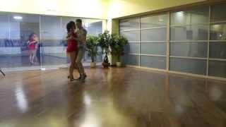 Bachata Fusion 2015 Dance to Prince Royce - Darte un Beso