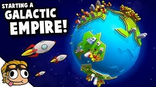 STARTING A NEW GALACTIC EMPIRE! | Poly Universe Gameplay