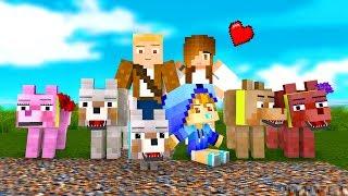 Wolf Life Season 2   Craftronix Minecraft Animation