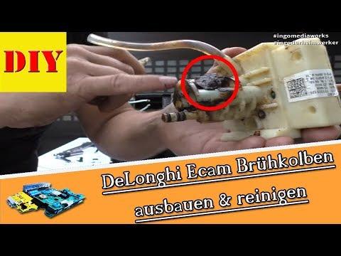 👉 Delonghi Ecam 23.420.SB brüht keinen Kaffee mehr ? Die Lösung !!!