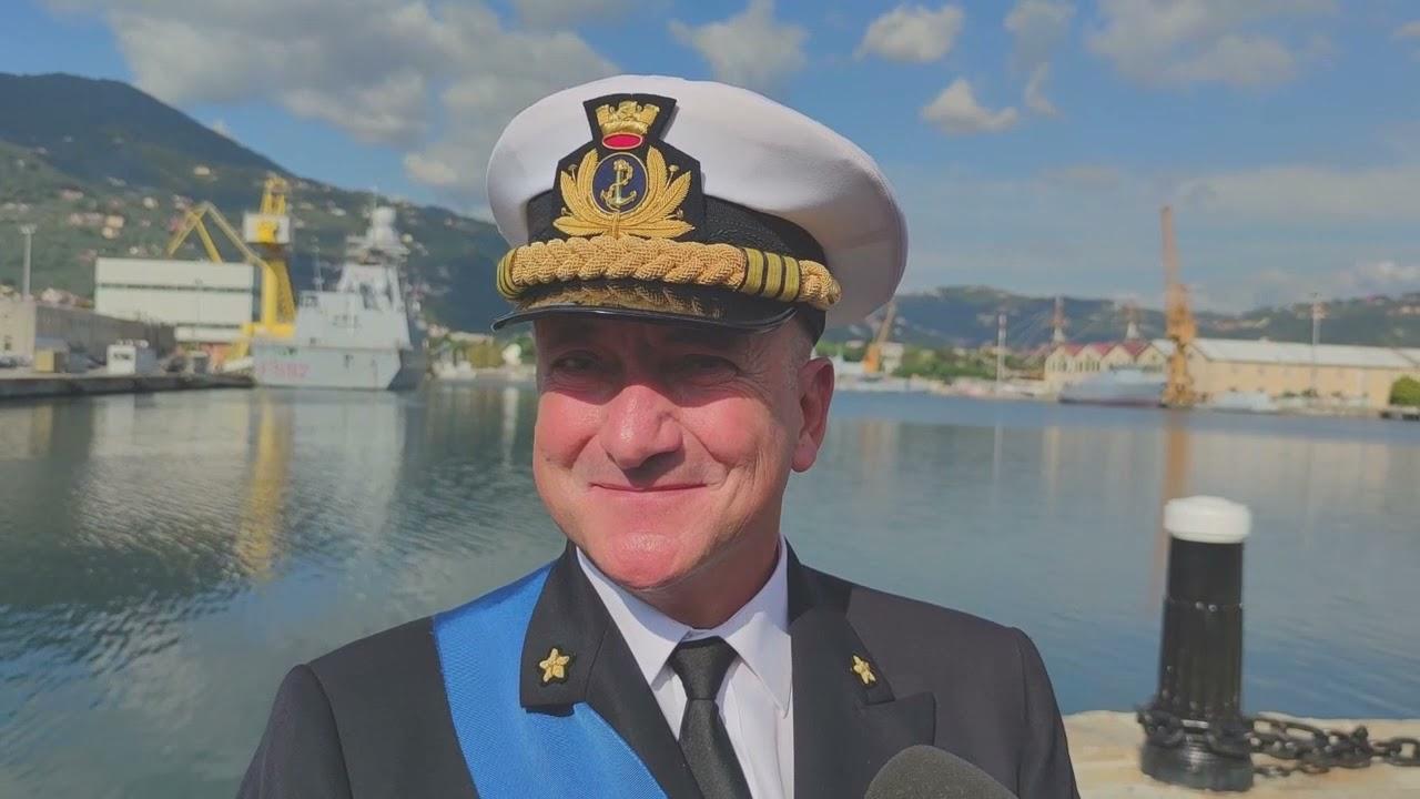 """Ammiraglio Lazio: """"Non c'è ancora integrazione tra la città e la base militare"""""""