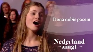 Nederland Zingt: Dona nobis pacem