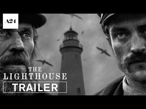 Video trailer för The Lighthouse | Official Trailer 2 HD | A24