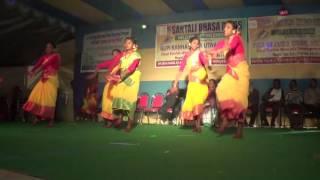 AASAN SAN BONGA PERFORMED BY MALI BAHA DANCE GROUP, Kalyani, Nadia