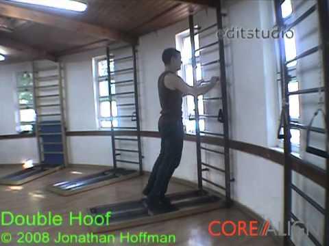 תרגיל הקוראליין Double Hoof