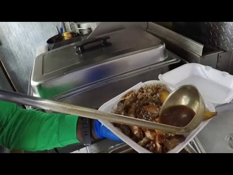 Support Black Business: Authentic Jamaican food truck