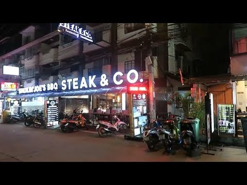 Food Review Steak & CO Soi Lengkee Pattaya ! Vlog 307