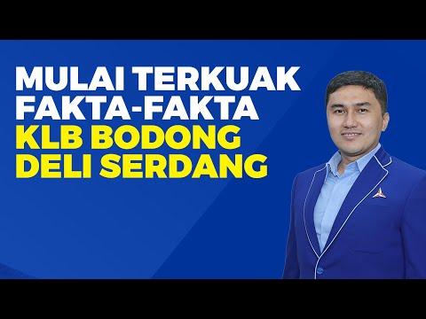 Mulai Terkuak Fakta-fakta KLB Bodong Deli Serdang