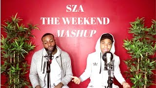 SZA - The Weekend (Old and New School R&B SING OFF by J-Sol & Zion)