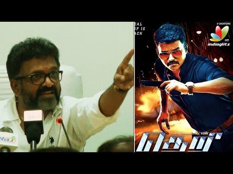 Polimer-TV-recorded-Vijay-Theri-film-in-theater--Producer-Siva-Kalaipuli-S-Thanu-Controversy