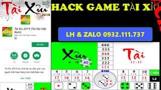 Hack game tài xỉu 2019-2020 dạy anh em cách đánh bịp bằng bản hack trên điện thoại chính xác 100 %