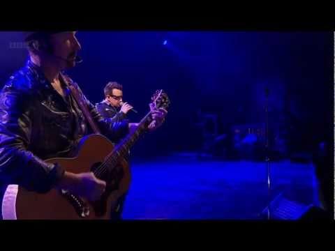 U2 Live at Glastonbury (HD) - Stay (Faraway, So Close!)