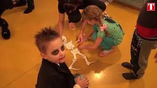 """В """"Орленке"""" провели мероприятие, посвященное Хэллоуину"""