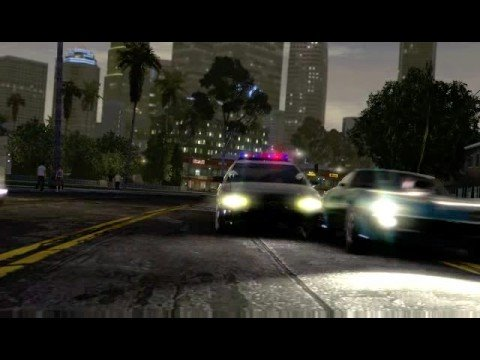 Midnight Club LA Trailer Shows Cops Are Tops
