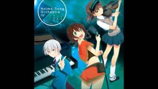 Anime Song Orchestra IV - Arashi no Yuusha (Hero)