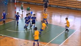 preview picture of video 'Turniej cieszyn football academy 31.01.2015  Unia Kosztowy'