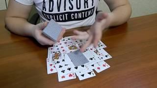 Выиграть спор с картами   Покажи фокус и выиграй денег