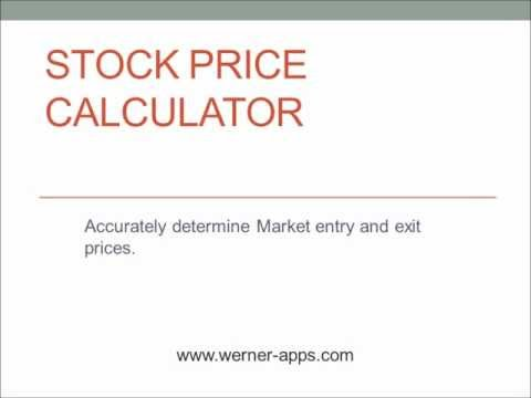 Video of Stock Price Calculator Free