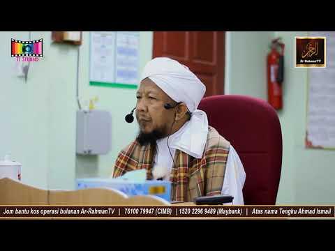 Ustaz Ahmad Rozaini - Hikmah ALLAH Ciptakan Manusia & Alam