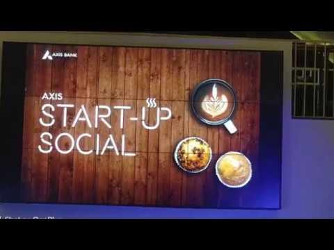 Startup Social - Axis Bank